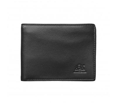 Портмоне - кошелёк мужской A&M 2876 black