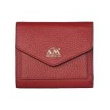 Женские кошельки и портмоне из натуральной кожи A&M