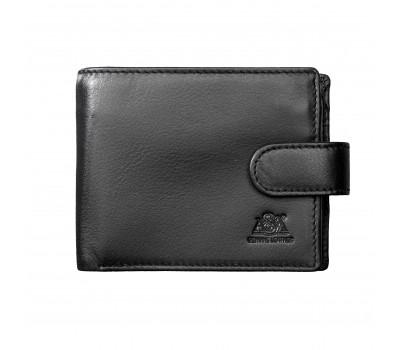 Портмоне - кошелёк мужской A&M 2820 black