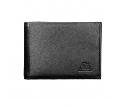 Портмоне - кошелёк мужской A&M 2849 black