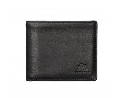 Портмоне - кошелёк мужской A&M 2851 black