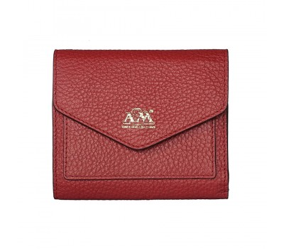Портмоне - кошелёк женский A&M 10256 amaranto