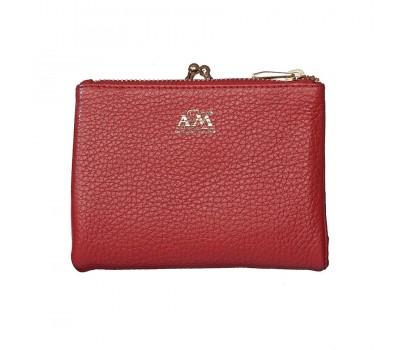 Портмоне - кошелёк женский A&M 10263 amaranto