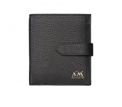 Портмоне - кошелёк мужской A&M 10267 black