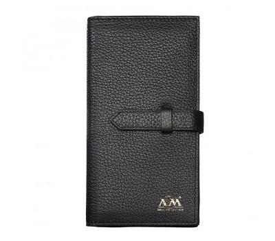 Портмоне - кошелёк мужской A&M 10268 black