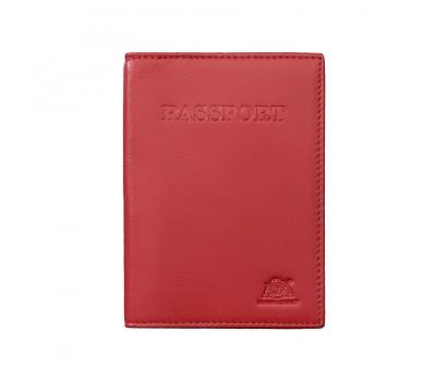 Обложка для паспорта 2115 red