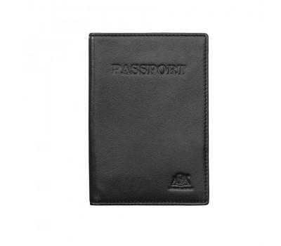 Обложка для паспорта 2117 black