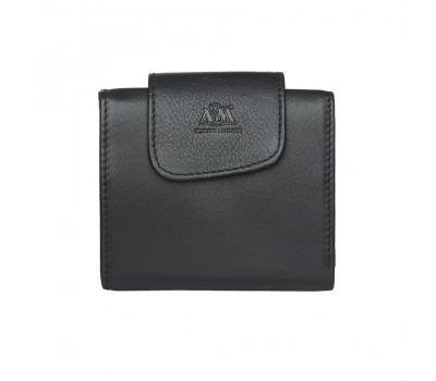 Портмоне - кошелёк женский A&M 2651 black