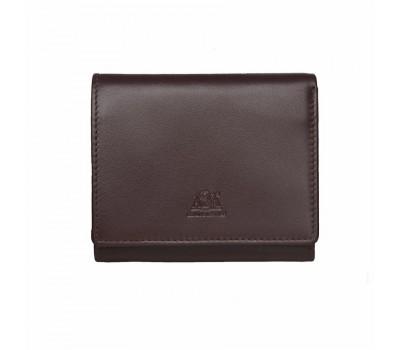 Портмоне - кошелёк женский A&M 2653 light brown