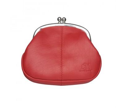 Портмоне - кошелёк женский A&M 2658 red