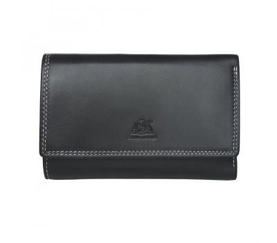 Портмоне - кошелёк женский A&M 2705 black