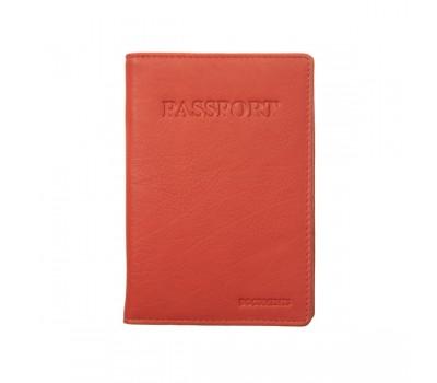 Комбинированный бумажник водителя 5431 red
